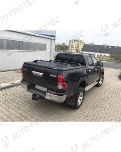 Upstone black cover Toyota Hilux