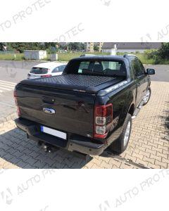 UpStone Hliníkový černý kryt s rámem - Ford Ranger Raptor