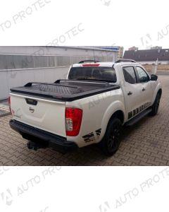 UpStone Hliníkový černý kryt - Nissan Navara