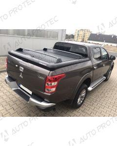 UpStone Hliníkový černý kryt - Mitsubishi L200