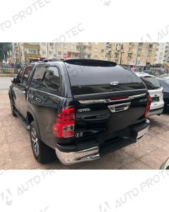 AutoProtec hardtop Type-X – Toyota Hilux