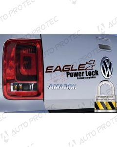 Eagle centrální zamykání zadních dveří – Volkswagen Amarok