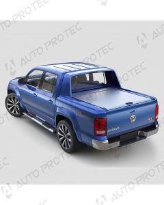 Mountain Top Rolovací kryt stříbrný - Volkswagen Amarok Canyon